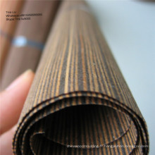 Meuble décoratif en placage de bois