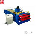 Double IBR And Wave Roof Forming Machine