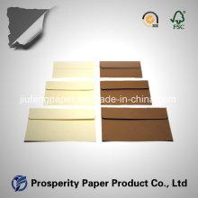 Горячая продажа White / Kraft / Colorized Envelope