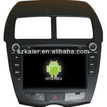 DVD de voiture pour Android System Mitsubishi ASX