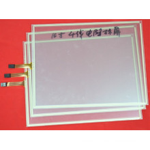 15 inch 4/5 wire resistive touch screen for POS machine , flexible printed circuit