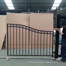 Australia hot sale aluminium fence for garden and residential