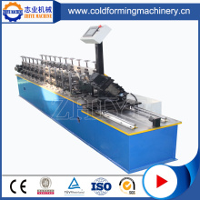 Hat Omega Profile Cold Roll Forming Machine