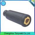 70-95mm2 Conexão do cabo TIG cabo fêmea