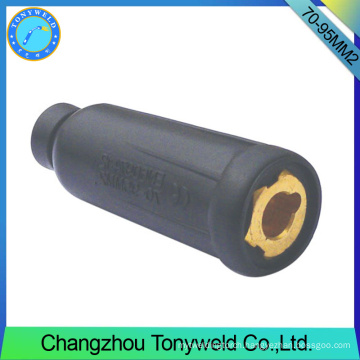 70-95mm2 TIG female cable joint cable connection