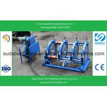 Máquina de soldadura dos encaixes de tubulação do HDPE de 90mm / de 355mm / soldadura Thermofusion