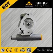 KOMATSU PC200-6 gear pump 704-24-24420114