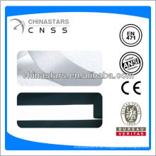 EN ISO 20471: 2013 EN471 einseitiges elastisches reflektierendes Gewebe für Jacke
