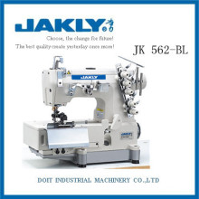 Máquina de costura industrial do bloqueio durável fino delicado de JK562-BL
