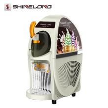 Mesa de restaurante de alta qualidade Mini máquina de sorvete pequena