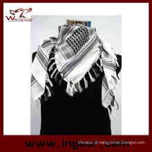 Nos exército árabe Sas Shemagh lenço tático cachecol cachecol de Airsoft