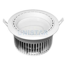 High Efficiency 24w Edison Led Round Downlight, Indoor Recessed Led Down Light Lamp