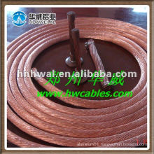 Copper Bonded Grounding Cable