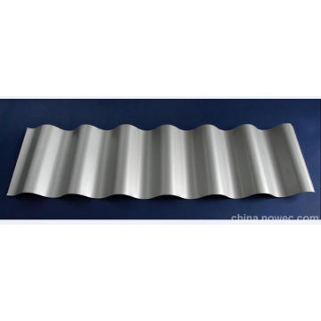 Corrugated Iron Roof Sheet Membuat Mesin