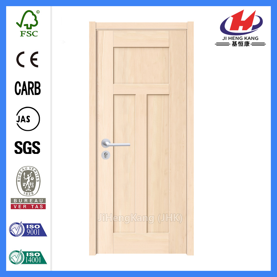 *JHK-SK03 Interior Wood Doors New Design Wooden Door Wooden Arched Doors