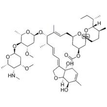 Emamectin benzoate CAS 155569-91-8