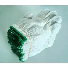 Gants de coton tricotés sans couture