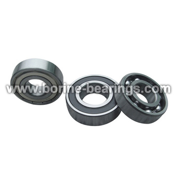 Deep Groove Ball Bearings  RLS series