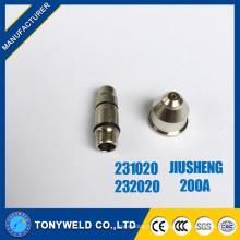 231020/232020 Jiusheng 200A water cooling electrode
