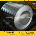 Chapas de cierre de aluminio y bobinas para la fabricación de cierres de botellas