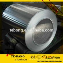 1100 Alta calidad y precio competitivo Laminación en frío de aluminio Bobinas y placa