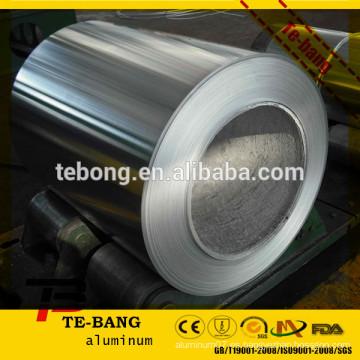 Bobina de aluminio / bobina de aluminio recubierta de color