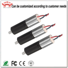 6 mm Planetaire Coreless DC Motor