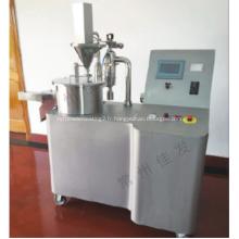 Machine de granulation de revêtement de poudre centrifuge