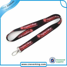 Single Side Woven Neck Lanyand Promotional GIF