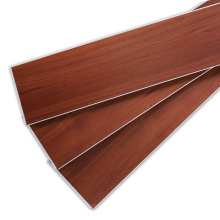 Dark Wood Walnut Kinder Kristall Steinboden
