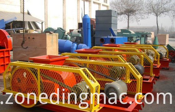 2pg coal roller crusher