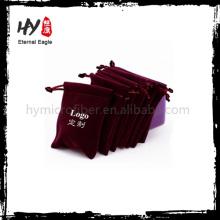 Moda estilo bolsa de pérola de veludo com preço baixo