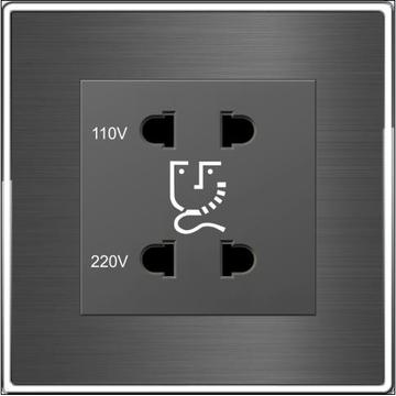 Electric Wall Shaver Socket