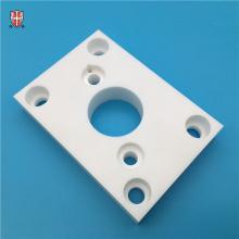 YSZ zircônia cerâmica cnc moagem peças personalizadas