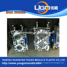 Fábrica de moldes de plástico de alta precisión en China
