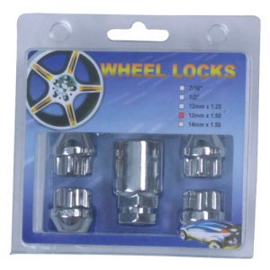 Wheel Nut and Locks Sets