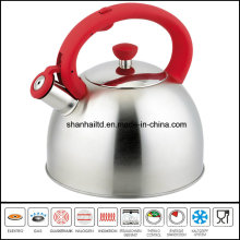 6.0L Large Stainless Steel Whistle Kettle