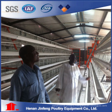 High Quality Automatic Poultry Equipment Chicken Cage for Layers (9LDT-5-1L0-25)