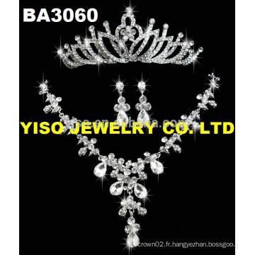 Collier de mariage en diamant