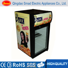 Energy Drink Display Kühlschrank Counter Top / Table Top Portable Mini Kühlschrank