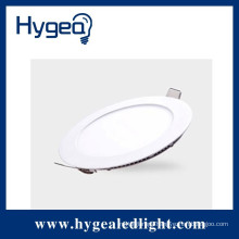 12W PF:0.9 RA:75 led small round panel light with super brightness