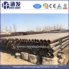 Used Oil Drill Pipe en la acción