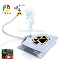 water fountain materials for Dogs and Cats with Easily attaches to hose or faucet automatic pet water drink fountain water fountain materials for Dogs and Cats with Easily attaches to hose or faucet automatic pet water drink fountain