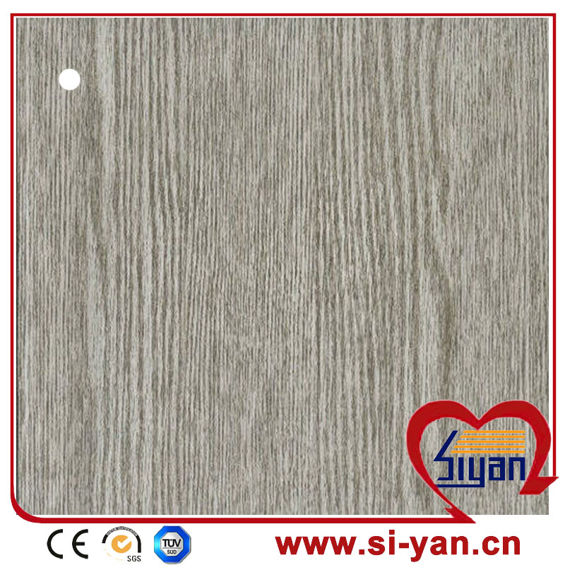 Hot stamping foil for wood grain