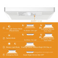 Newest 48 LED Solar Power LED Light PIR Motion Sensor IP65 Waterproof Garden Security Lamp Outdoor Street Waterproof Wall Lights