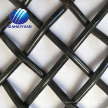 schwingendes Siebsteinbruchmaschendrahthochfestes Stahlzerkleinerungsmasche Kohlensiebnetz