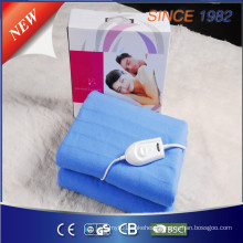 220-240V Rapid Heating up Electric Under Blanket with Timer Controller