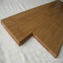 Plancher en bambou horizontal carbonisé de 15mm 17mm
