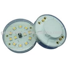 lumière menée, GX53, 12 lumières de SMD5050 LEDs