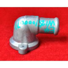 Peças de fundição de alumínio da tubulação de conexão de água